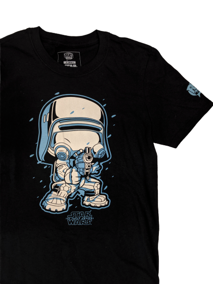 [XS] Funko Pop Star Wars Tee
