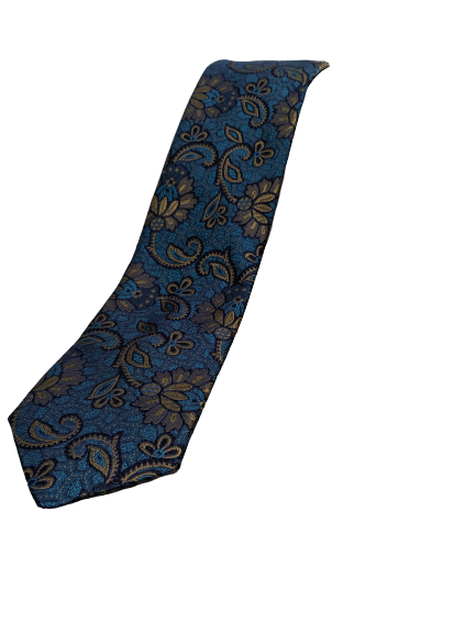 Ted Baker Floral Paisley Silk Tie