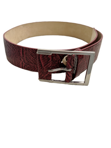 [XS] White House|Black Market Snakeskin Belt