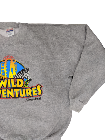 [L] Wild Adventures Theme Park Sweatshirt