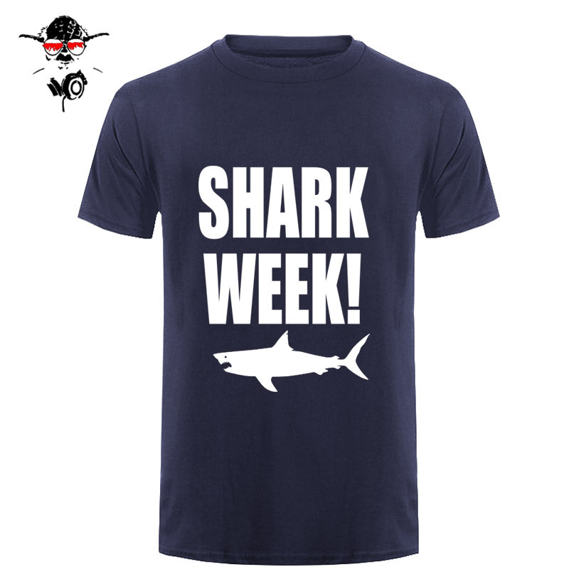 Shark Week Shirt in your favourite colours
