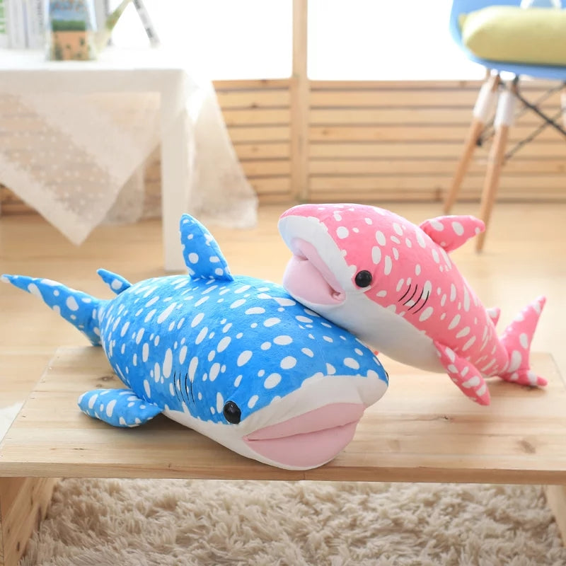 50cm Whale Shark Plush Toy/pillow
