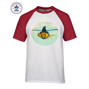 boys/girls GoldShark Fitted Tee - sizes and styles available