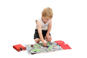 Fold Up Car Mat