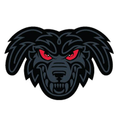 Lake Elsinore Storm Cadejos Lapel Pin - Black