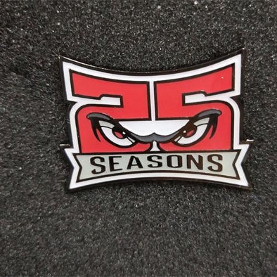 Lake Elsinore Storm 25th Season Lapel Pin