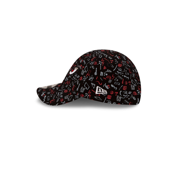 Lake Elsinore Storm Pattern 9Forty Toddler Cap