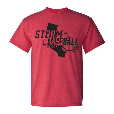 Lake Elsinore Storm Carrier Tee