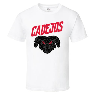Lake Elsinore Storm Cadejos Youth Logo Tee - White