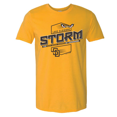 Lake Elsinore Storm Fastpitch Tee