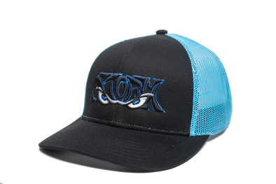 Lake Elsinore Storm OC770 Neon Blue Snapback Adjustable Cap