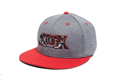 Lake Elsinore Storm HTH25 Black/Red Flex Fit Cap