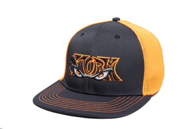 Lake Elsinore Storm Neon Orange Flex Fit Cap