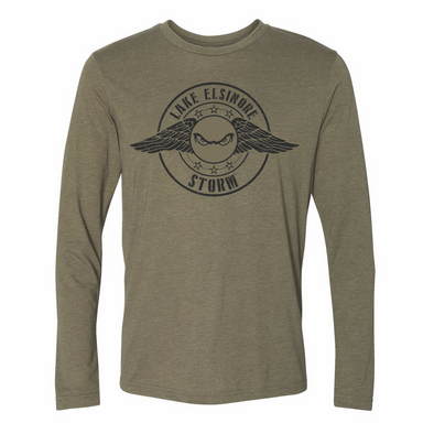 Lake Elsinore Storm Military Long Sleeve Tee