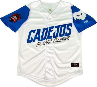 Lake Elsinore Storm Cadejos Replica Jersey - White