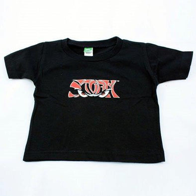 Lake Elsinore Storm Infant Wordmark Tee - Black