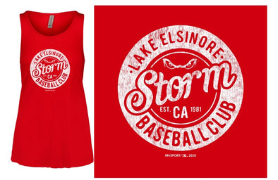 Lake Elsinore Storm Women's Paris Tank