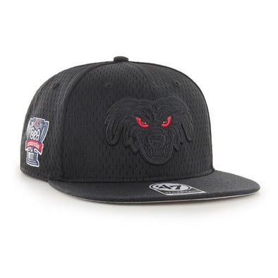 Lake Elsinore Storm '47 Cadejos Captain Snapback - Black