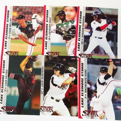 Lake Elsinore Storm 2019 Team Set