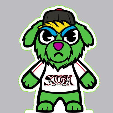 Lake Elsinore Storm Thunder Tokyodachi Sticker