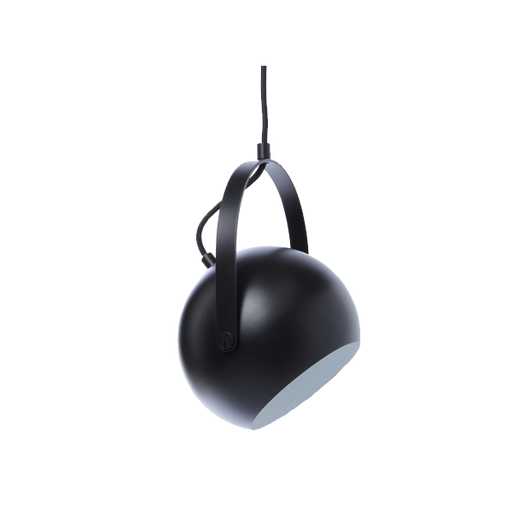 Ball Handle Pendant | Schawrz