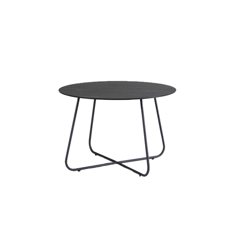 Tulipe 43 Table Frame | Schwarz