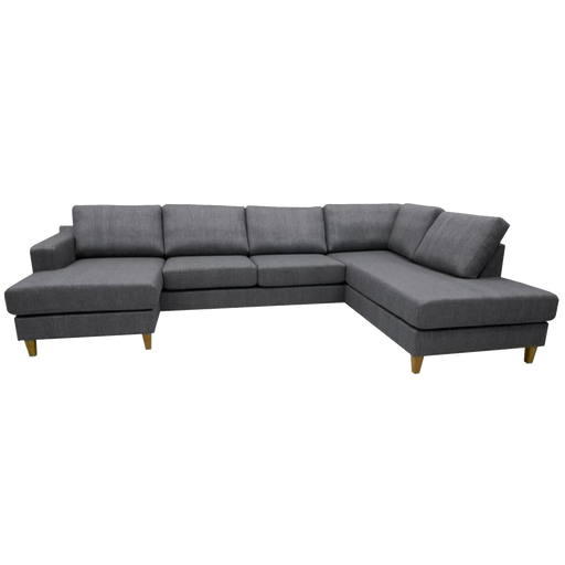 Tampa U-Sofa Right | Antrazit