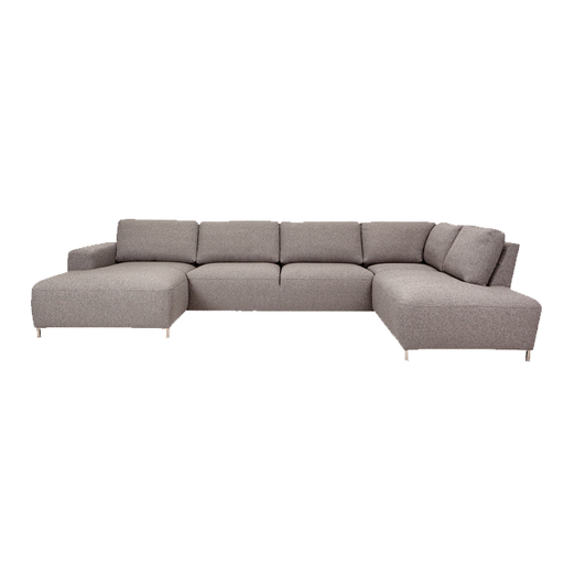 Imagination | U-Sofa | links | Grau