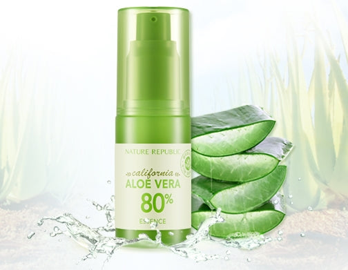 [NATURE REPUBLIC] California Aloe Vera 80% Essence 35ml - BuyK.KR