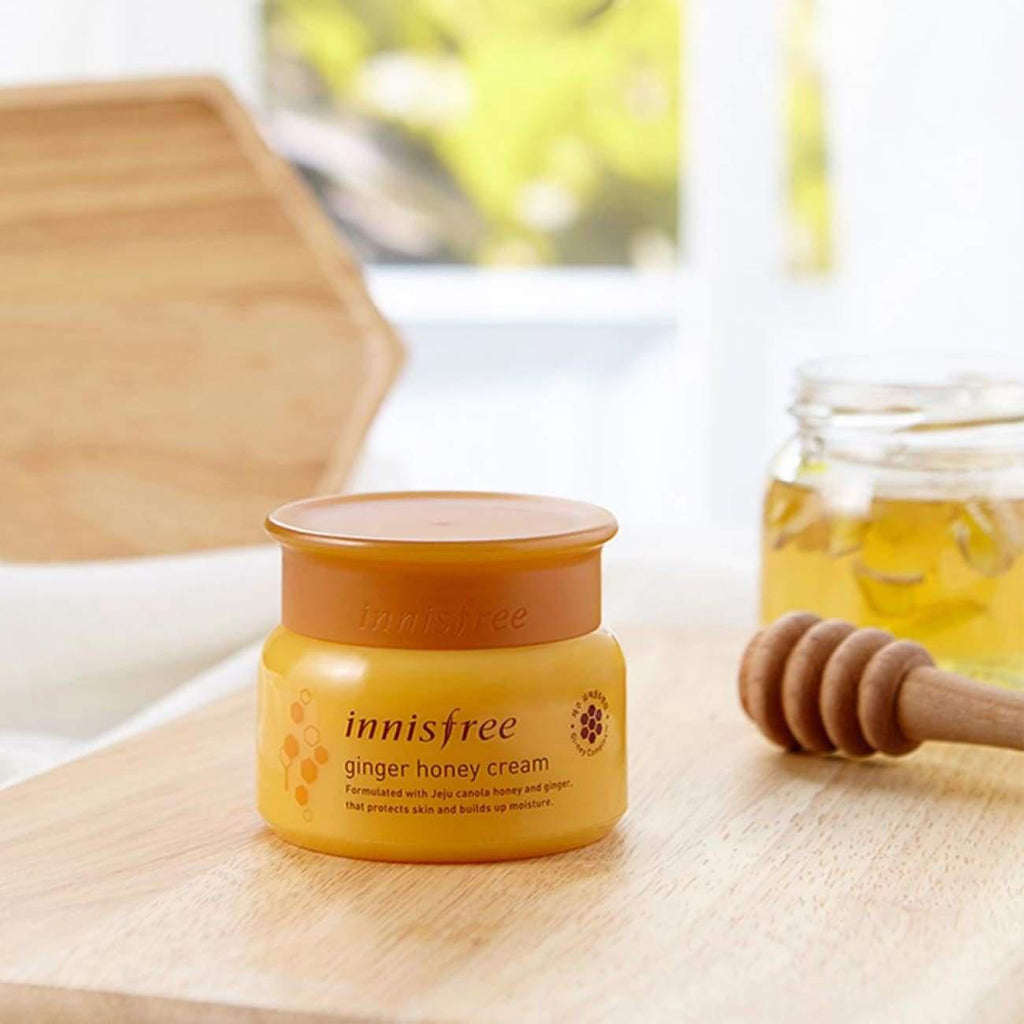 3set [INNISFREE] Ginger Honey Dual Kit (Include 2 items, BOX) - BuyK.KR