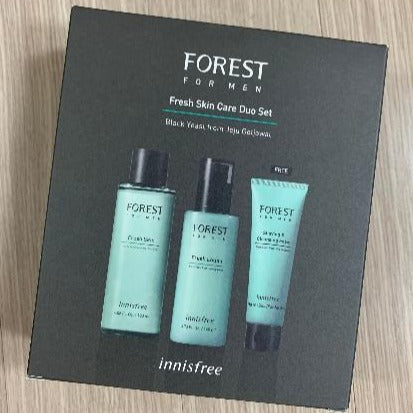[INNISFREE] Forest For Men Fresh Special Skin Care Set (Include 3 items) - BuyK.KR