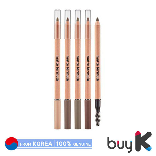 [ARITAUM] Matte Formula Eye Brow Pencil 1.14g
