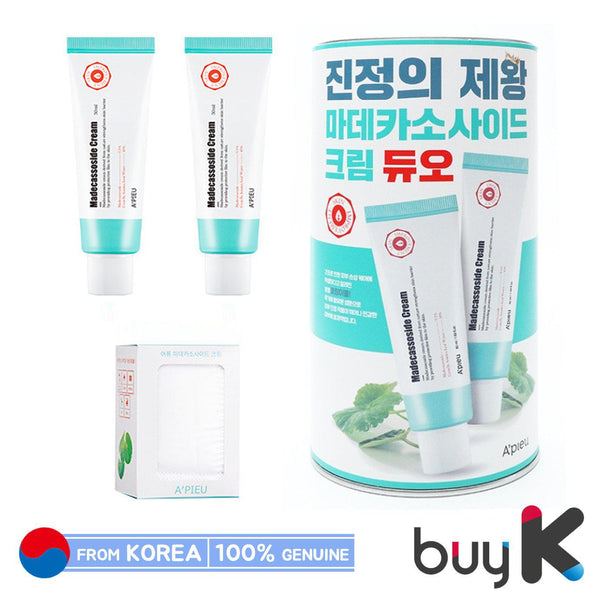 [A'PIEU] Madecassoside Cream Duo Set