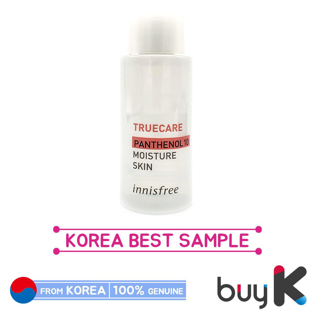 [INNISFREE] True Care Panthenol 10 Moisture Skin 50ml (Sample)