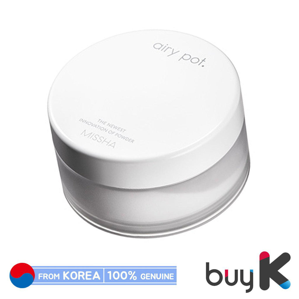 [MISSHA] Airy Pot Powder 9g - BuyK.KR
