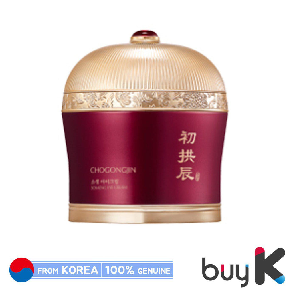 [MISSHA] Chogongjin Sosaeng Eye Cream 30ml - BuyK.KR