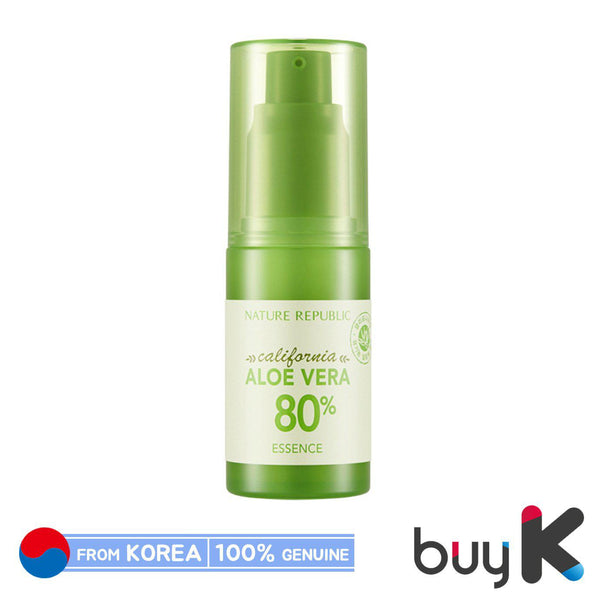 [NATURE REPUBLIC] California Aloe Vera 80% Essence 35ml