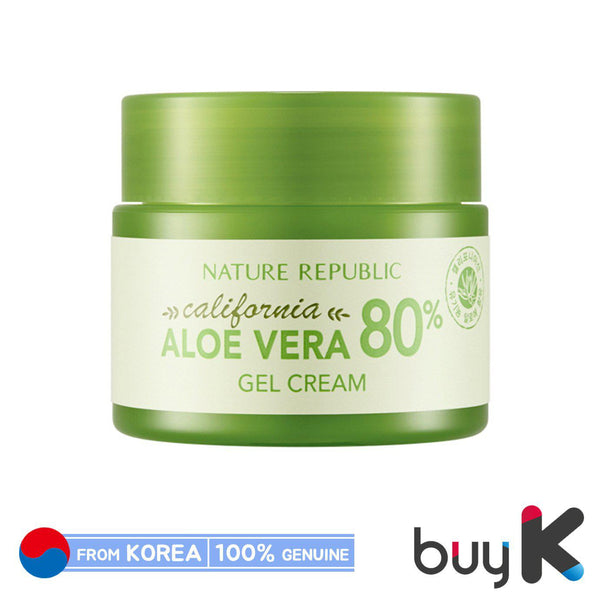 [NATURE REPUBLIC] California Aloe Vera 80% Gel Cream 50ml