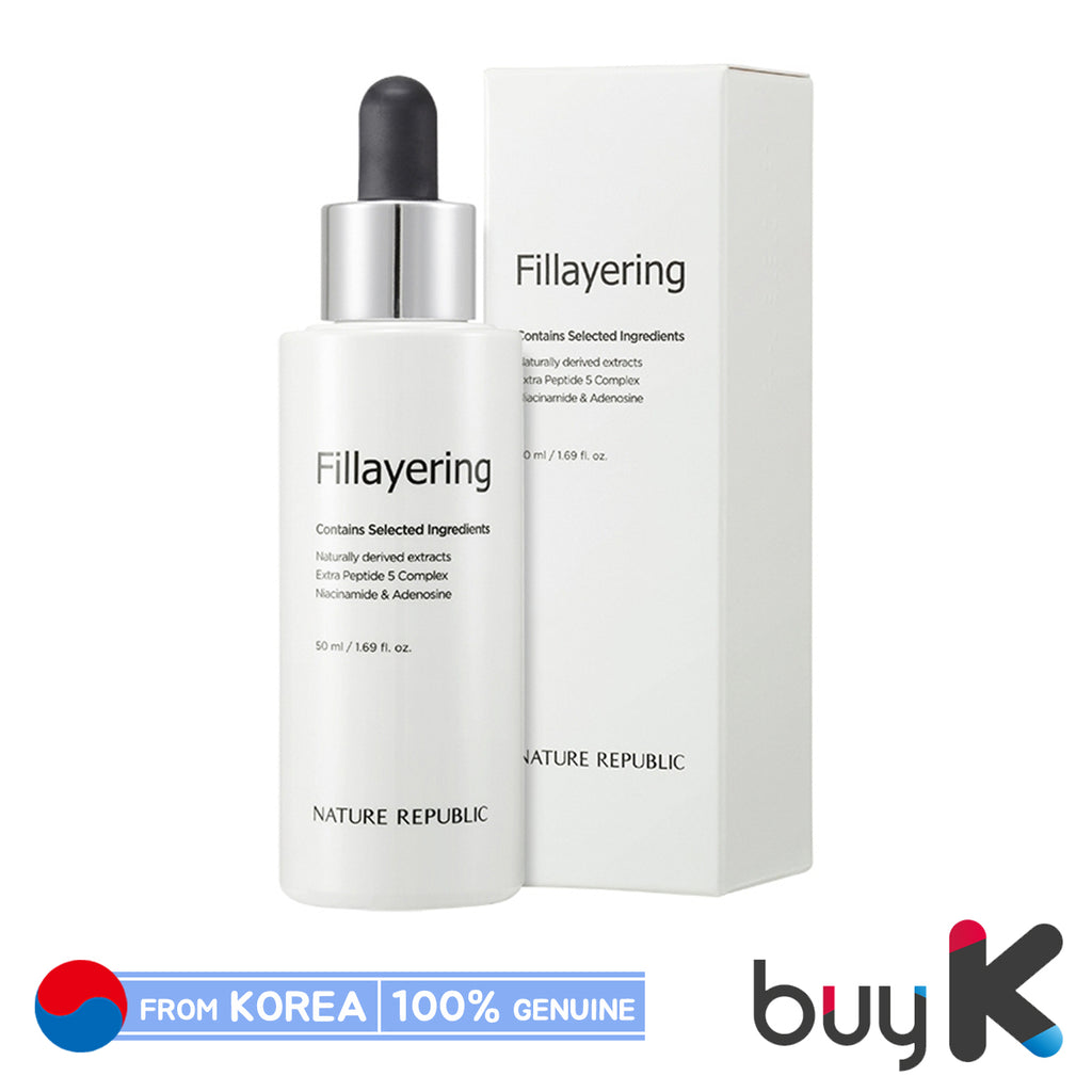 [NATURE REPUBLIC] Fillayering Wrinkle-Up Ampoule 50ml - BuyK.KR