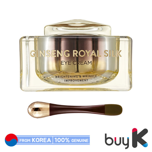 [NATURE REPUBLIC] Ginseng Royal Silk Eye Cream 25ml - BuyK.KR