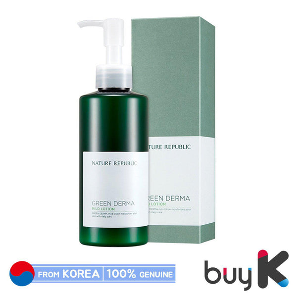 [NATURE REPUBLIC] Green Derma Mild Lotion 200ml