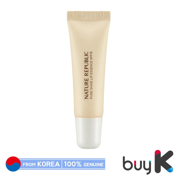 [NATURE REPUBLIC] Pure Shine Lip Essence 10ml (SPF15)