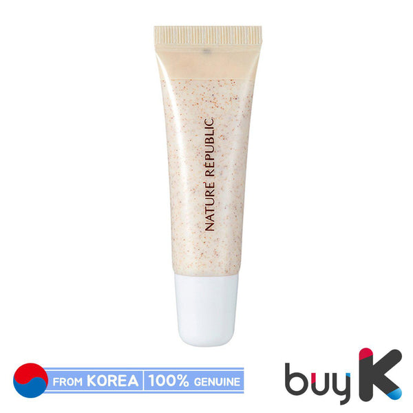 [NATURE REPUBLIC] Pure Shine Lip Scrub 10g