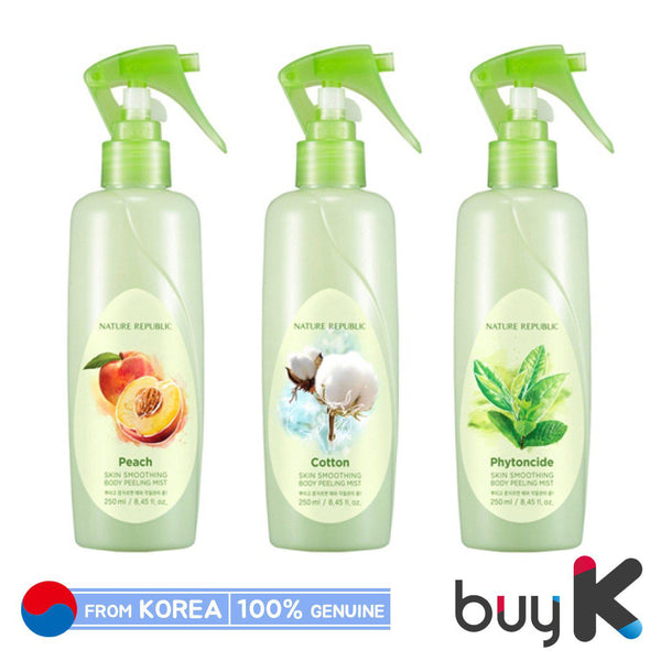 [NATURE REPUBLIC] Skin Smoothing Body Peeling Mist 250ml