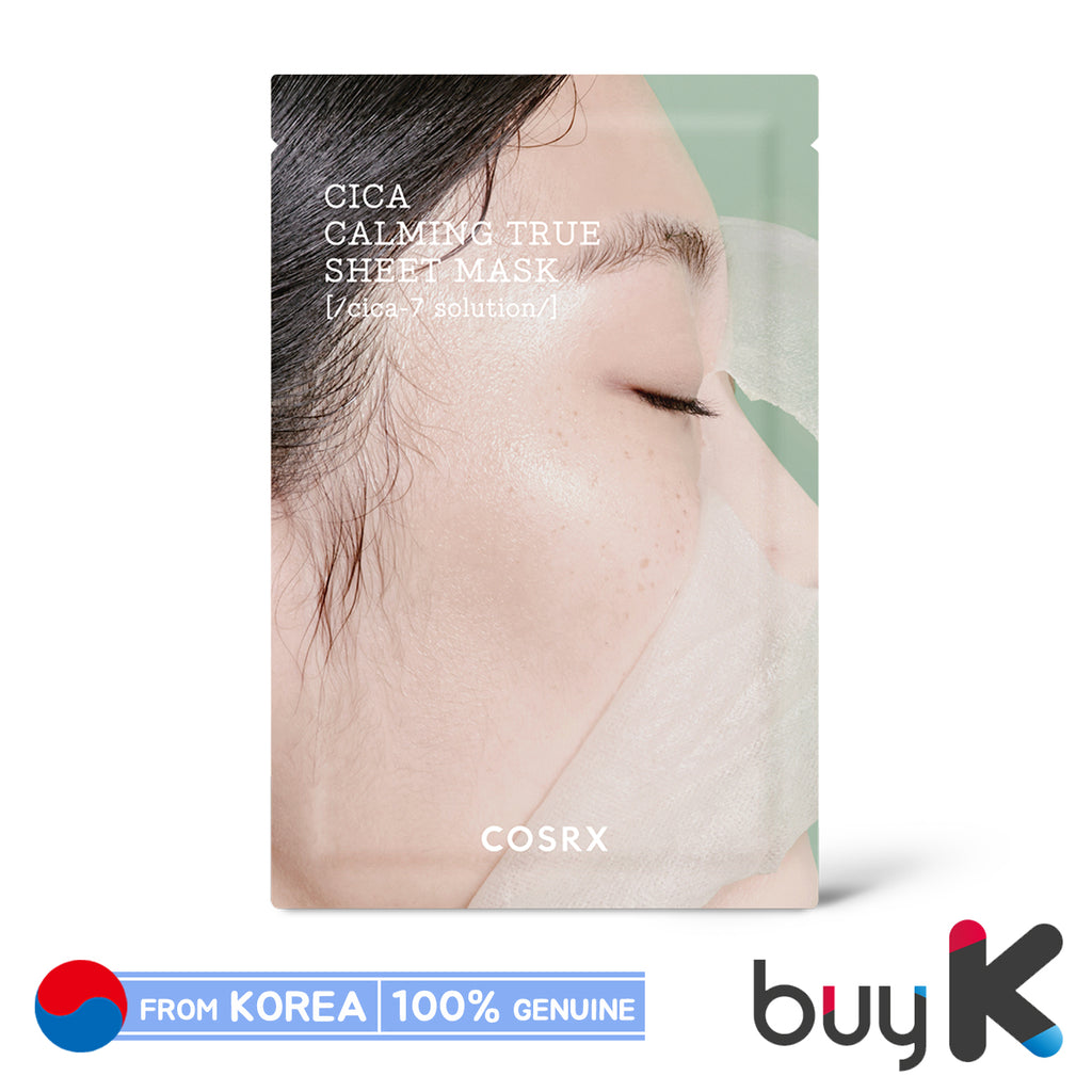 [COSRX] Pure Fit Cica Calming True Sheet Mask 21ml - BuyK.KR