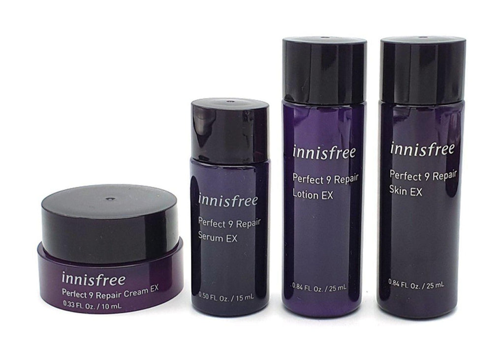 [INNISFREE] Perfect 9 Repair Special Kit (Include 4 items)