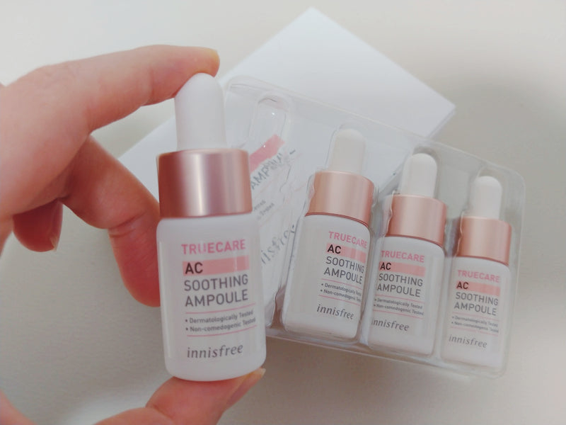 [INNISFREE] True Care AC Soothing Ampoule 10ml*4ea - BuyK.KR