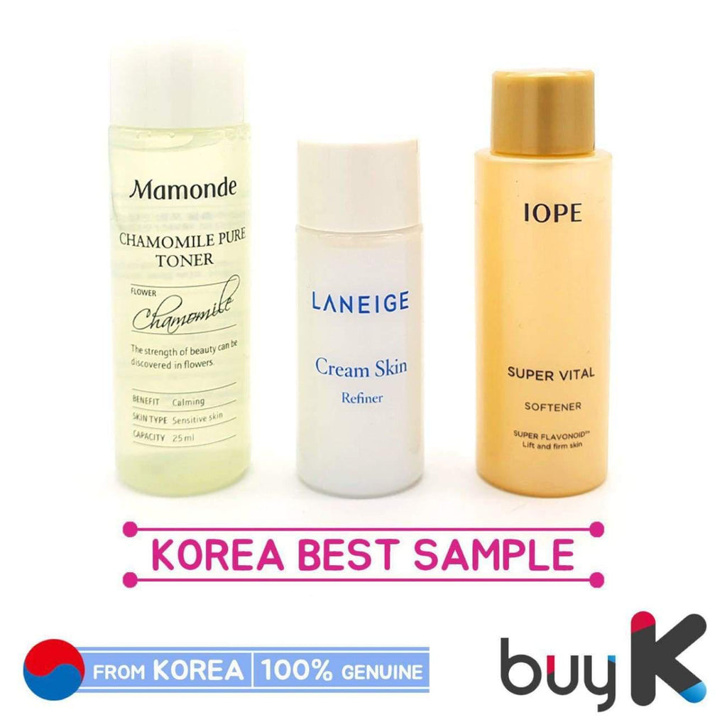 [AMOREPACIFIC] Best Sample Kit (Include 3 items)