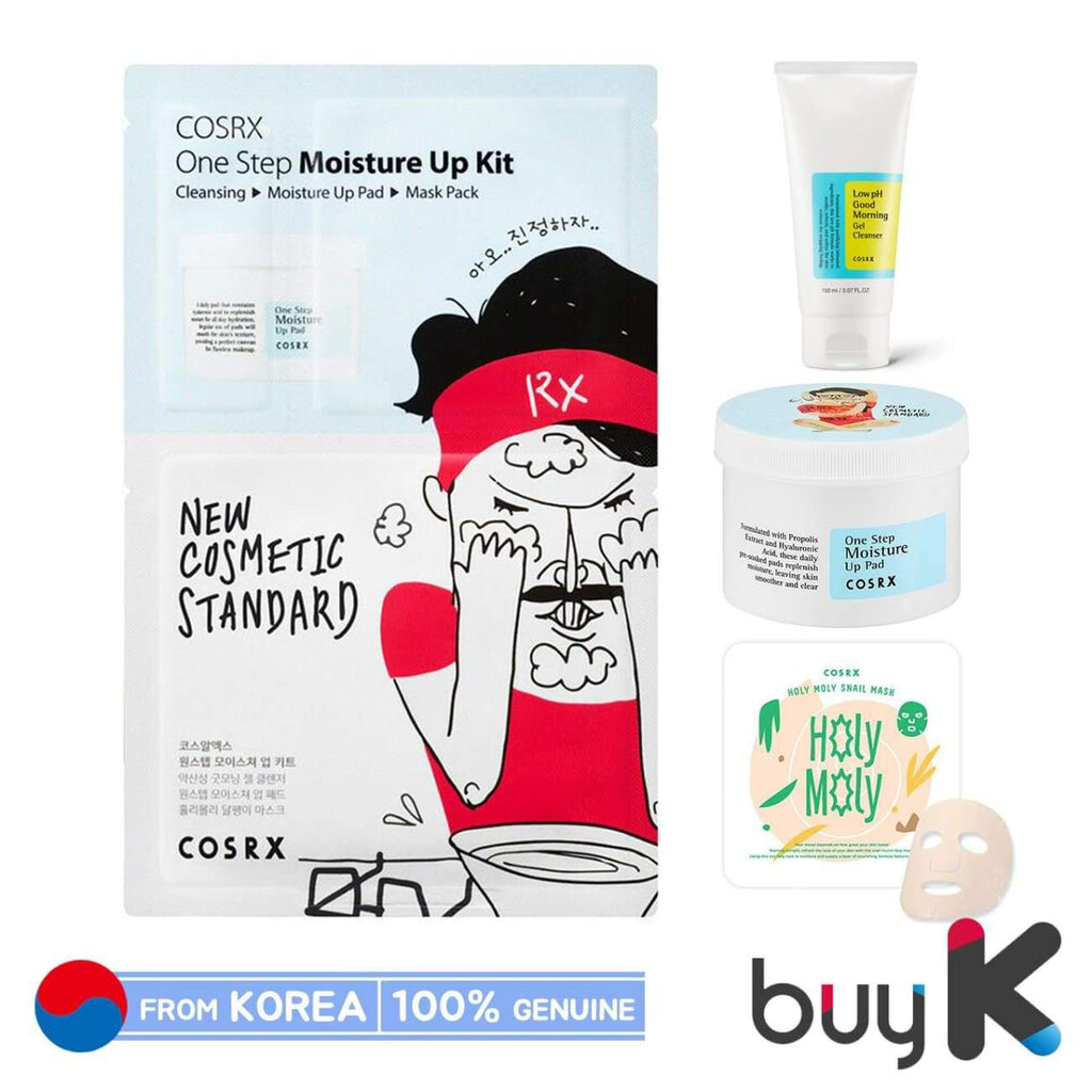 [COSRX] One Step Moisture UP Kit - BuyK.KR