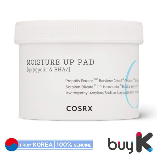 [COSRX] One Step Moisture Up Pad (1 pack / 70 pads) - BuyK.KR